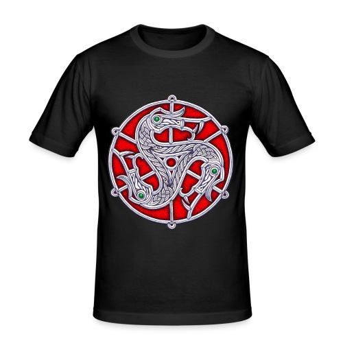 Trisquel Vendel - Camiseta ajustada hombre
