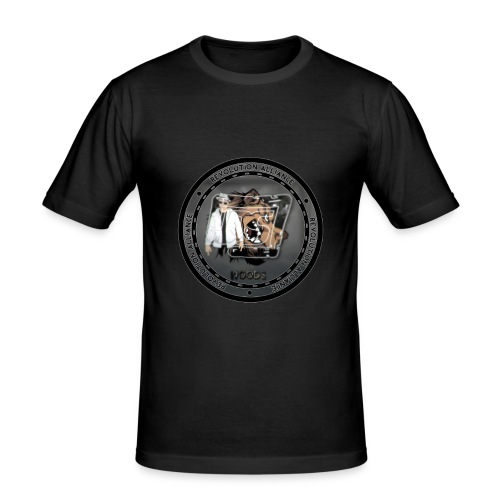 WoodsGaming - Men's Slim Fit T-Shirt