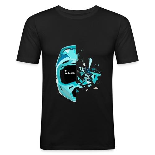 Logo - Maglietta aderente da uomo