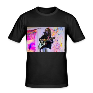 Leah Haworth Performing (Official Merchandise) - Men's Slim Fit T-Shirt