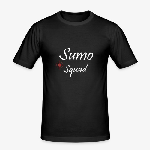 Sumo Squad - Männer Slim Fit T-Shirt
