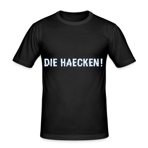 Lupo - DIE HÄCKEN! - Men's Slim Fit T-Shirt