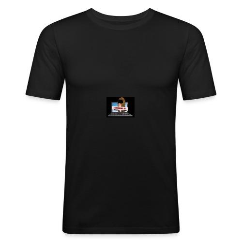 Dolly n Ella MSP - Men's Slim Fit T-Shirt