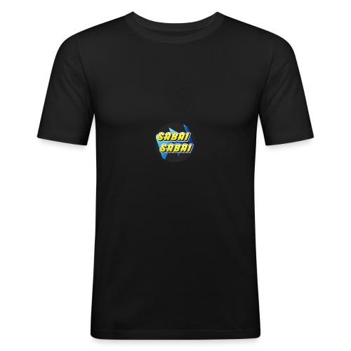 Logo Sabai New 2 1 - T-shirt près du corps Homme