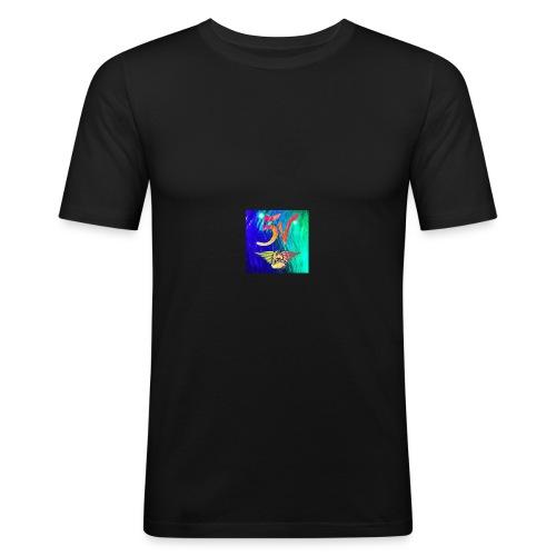 Original Band Logo - Men's Slim Fit T-Shirt