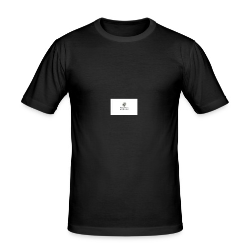 peng_parra - Herre Slim Fit T-Shirt