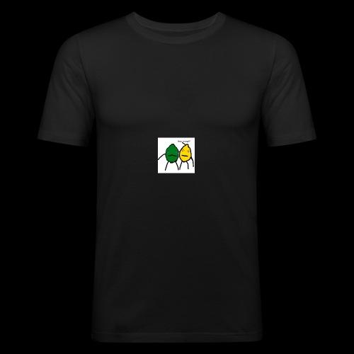 Lemon Fresh Lime Fresh - Men's Slim Fit T-Shirt
