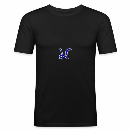 LightningStrikerr - Men's Slim Fit T-Shirt