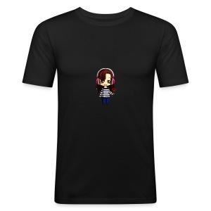 Chibi - Tee shirt près du corps Homme