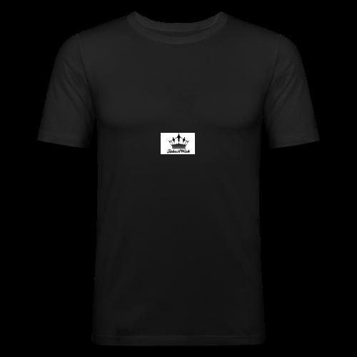 TakeAWish - Männer Slim Fit T-Shirt