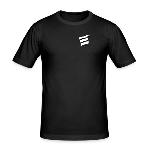 Merch EZEX - Männer Slim Fit T-Shirt