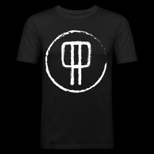 P P. PolskiPies. - Slim Fit T-shirt herr
