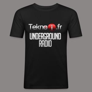 logo tekno1 2000x2000 - Tee shirt près du corps Homme
