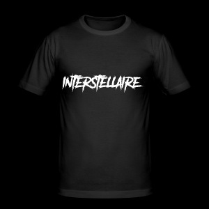Interstellaire - Tee shirt près du corps Homme