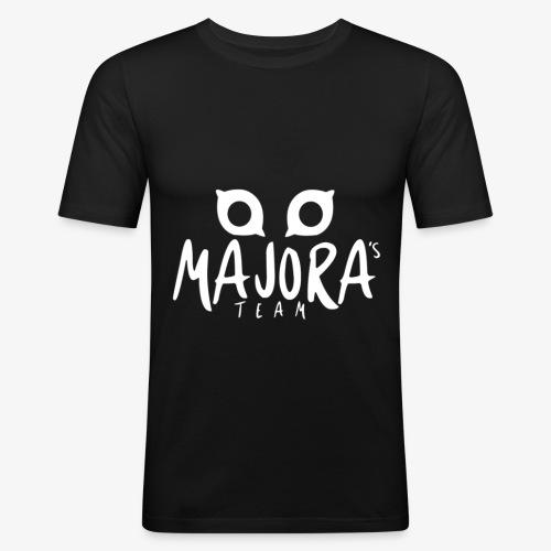 Majora's Classic - Maglietta aderente da uomo