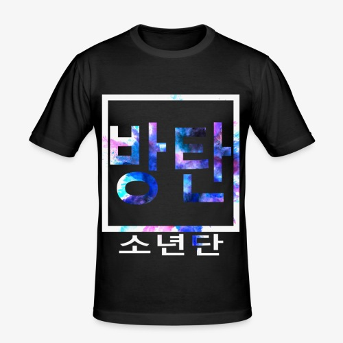 BTS // Bangtan Sonyeondan - Men's Slim Fit T-Shirt