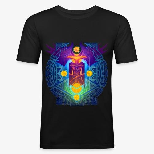 Carbon - Men's Slim Fit T-Shirt
