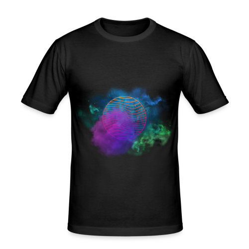 Nebula - Men's Slim Fit T-Shirt