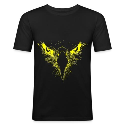 Adlergesicht - Männer Slim Fit T-Shirt