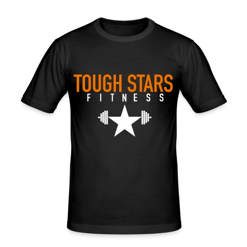 Tough Stars - Men's Slim Fit T-Shirt