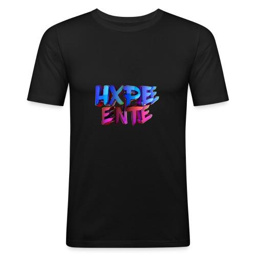 HXPEE-Shirts - Männer Slim Fit T-Shirt
