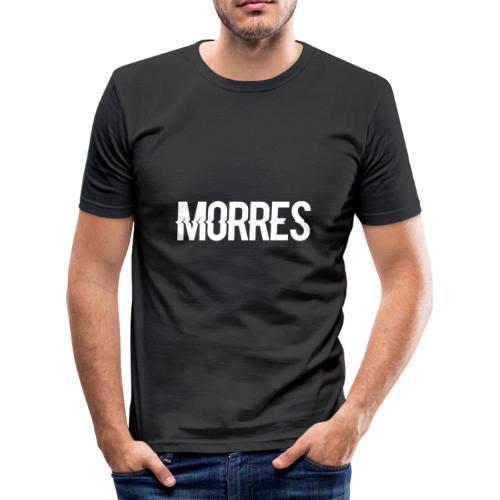 MORRES - Männer Slim Fit T-Shirt