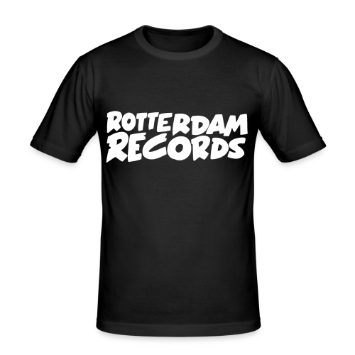 Rotterdam Records - Men's Slim Fit T-Shirt