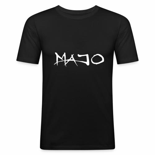 Majo Raw - Slim Fit T-shirt herr
