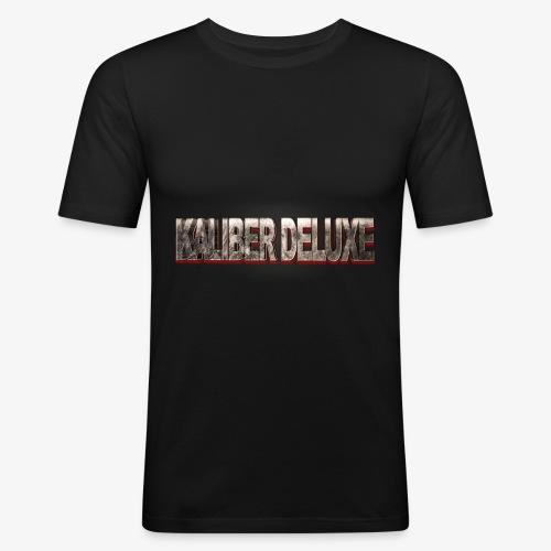 Kaliber Deluxe Fan Stuff - Männer Slim Fit T-Shirt