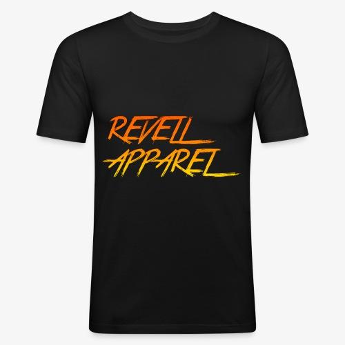 Charged Design - Men's Slim Fit T-Shirt