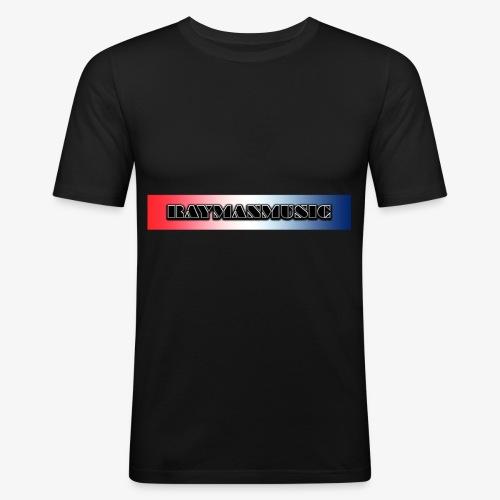 Rayman Exclusive Banner - Slim Fit T-skjorte for menn