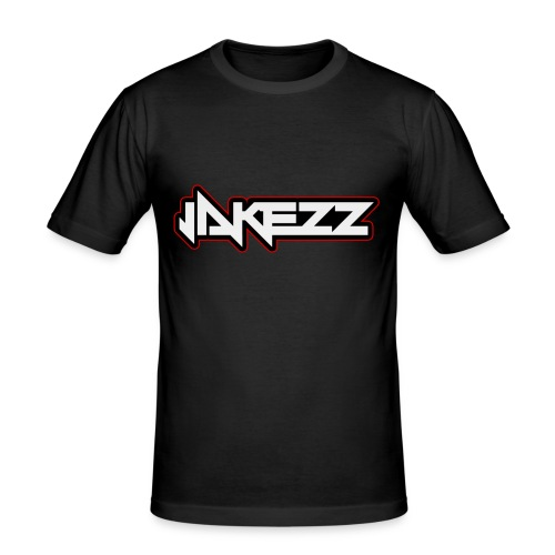 Jakezz - Männer Slim Fit T-Shirt