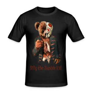 Billy the Zombie kid T-shirt. - Slim Fit T-shirt herr