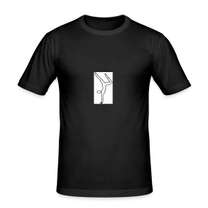 jonstorplogga - Slim Fit T-shirt herr