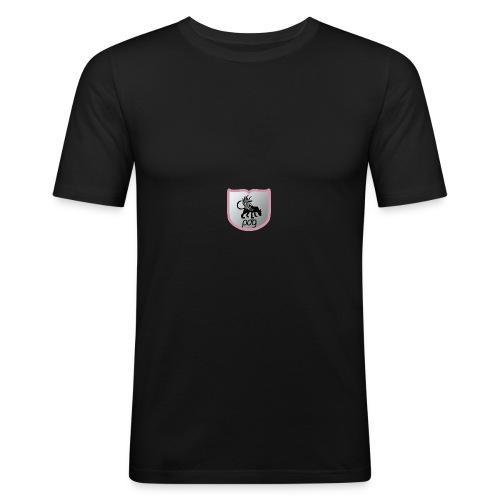 POG ROSE - T-shirt près du corps Homme