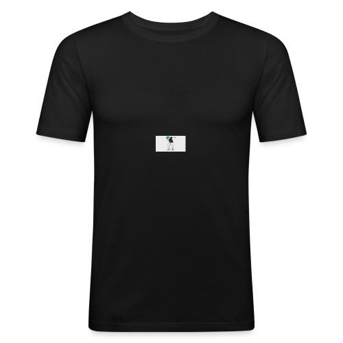 DAB usw. - Männer Slim Fit T-Shirt