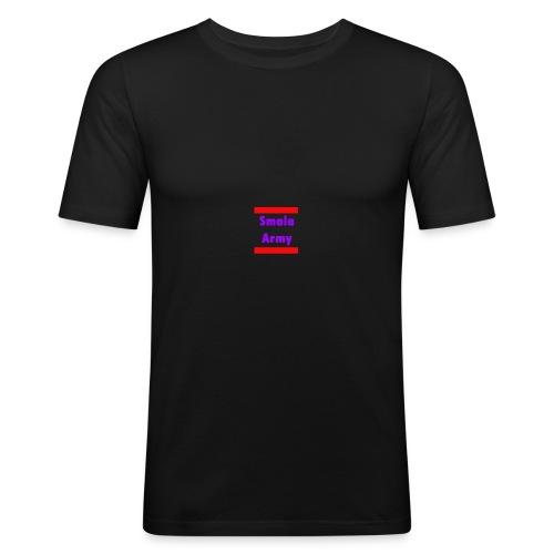 smala Army 1 - Männer Slim Fit T-Shirt