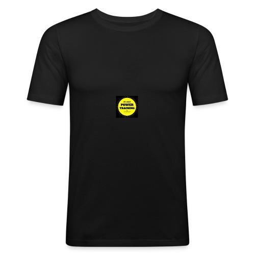 POWER TRAINING - T-shirt près du corps Homme