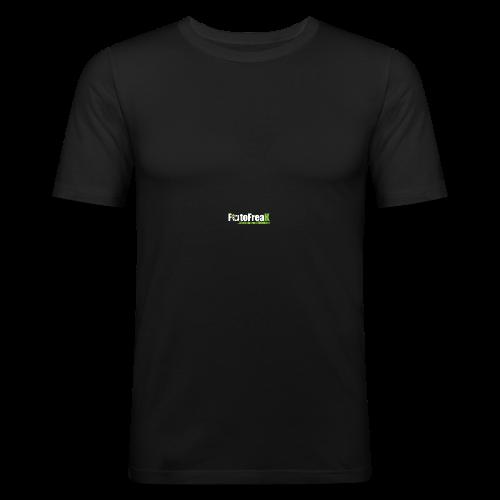 FotoFreax - Männer Slim Fit T-Shirt