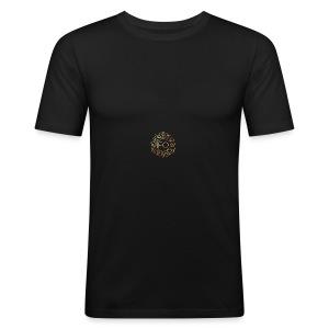 Snapback - Slim Fit T-skjorte for menn
