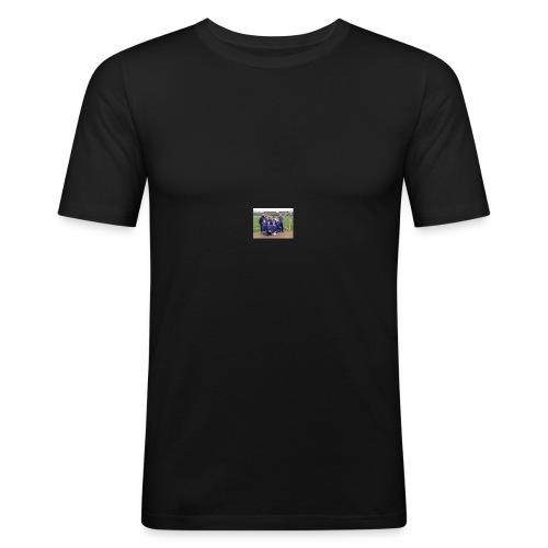 wekly - Men's Slim Fit T-Shirt