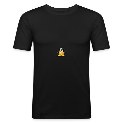 Bitcoin - Herre Slim Fit T-Shirt