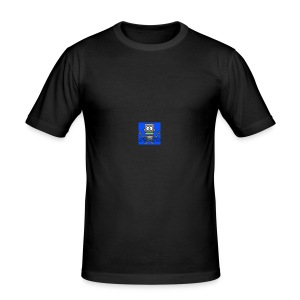 addminator - Slim Fit T-shirt herr