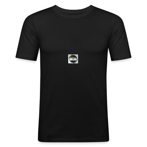 vpk - Miesten tyköistuva t-paita