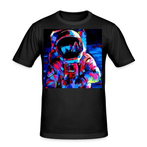 Man on the moon - Tee shirt près du corps Homme