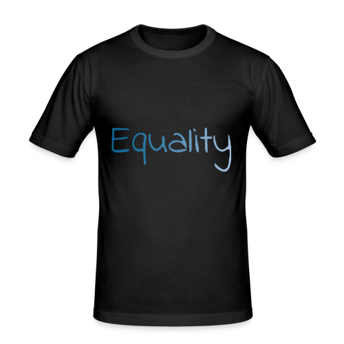 equality - Slim Fit T-shirt herr