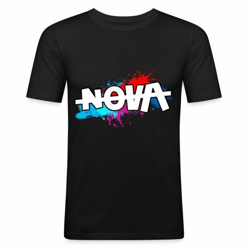 NOVA - T-shirt près du corps Homme