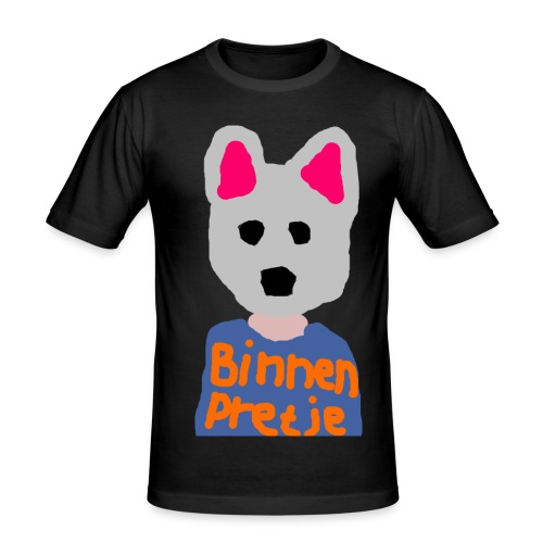 Binnenpretje T-shirts - slim fit T-shirt