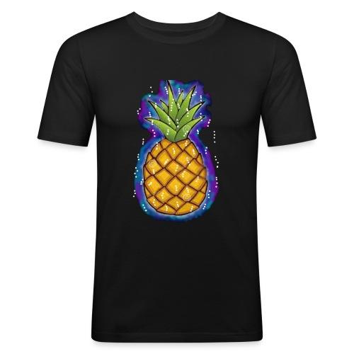 Sayanas - Männer Slim Fit T-Shirt
