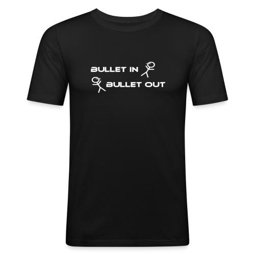 Official GBB Gaming TV Gamer Mode Kollektion - Männer Slim Fit T-Shirt
